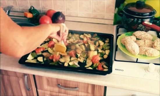 проверяем овощи на твердость