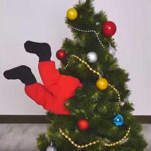 ноги деда Мороза
