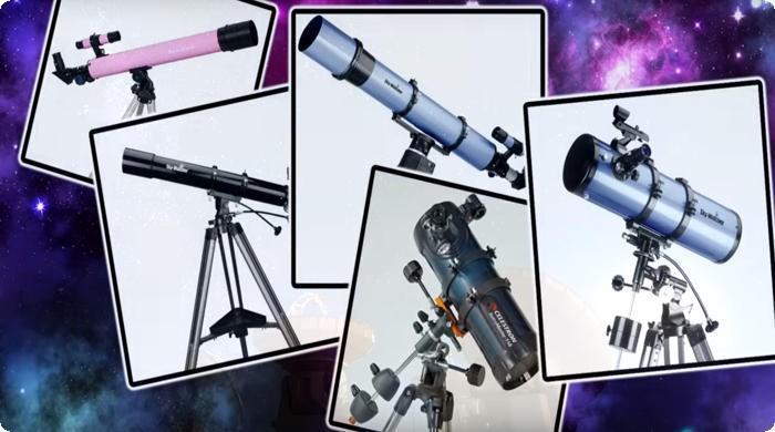в подарок телескоп