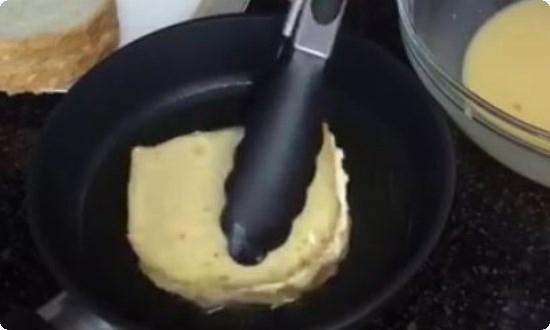 обжариваем на сковороде