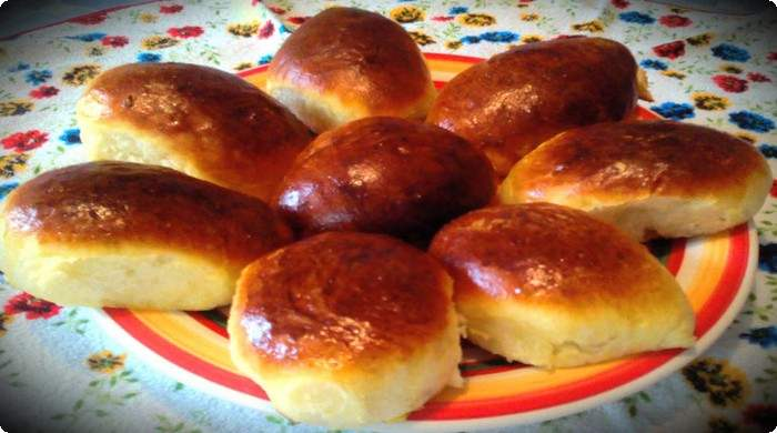 домашние пирожки