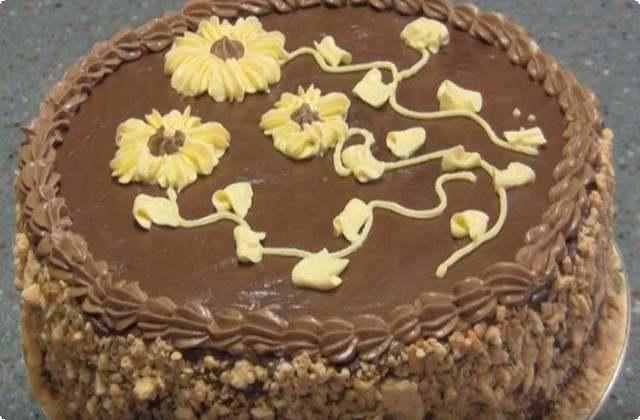 киевский торт от бабушки