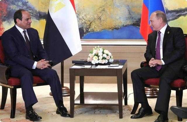 Год гуманитарного сотрудничества Египта и России